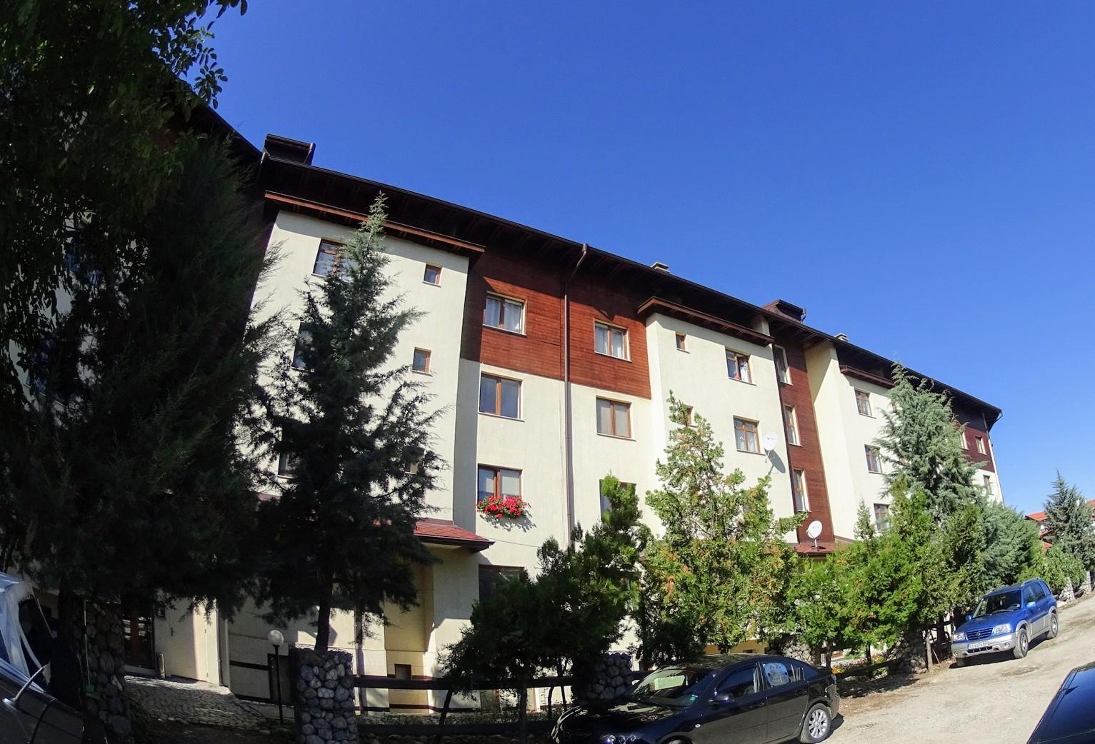 Жилой комплекс в Банско — Преспа